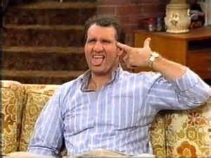 Al Bundy watching Ubaldo pitch